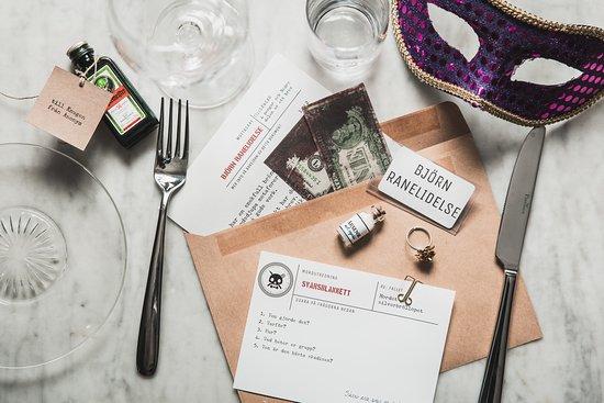 Middagsaktivitet/Wijnjas vin och ostkallare