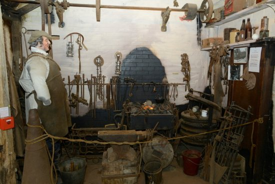 Whitfield, UK: Jimmy Link's Forge