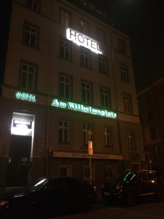 Hotel am Wilhelmsplatz : photo0.jpg