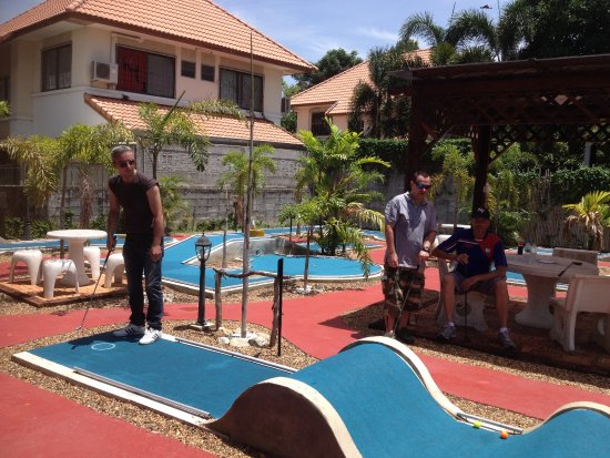 Bangsaen Mini Golf