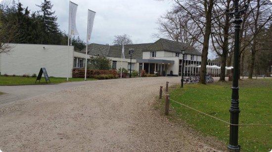 Elspeet, The Netherlands: Main entrance to Mennorode