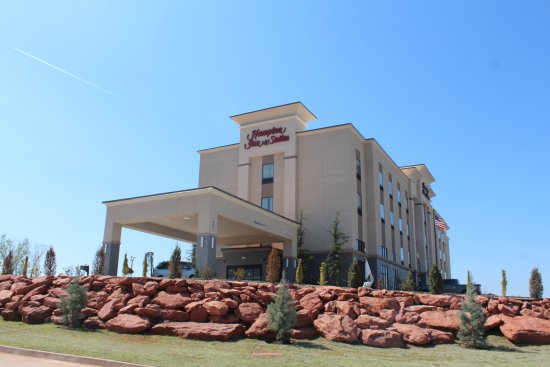 Hampton inn suites guthrie updated 2017 prices hotel for Guthrie dining