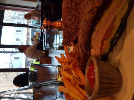Jackson 20: Turkey Sandwich
