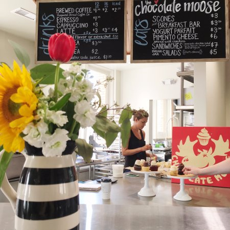 The Chocolate Moose Bakery & Cafe
