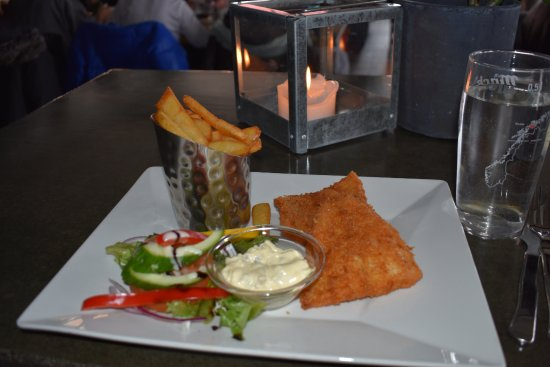 Bacalao: fish and chips