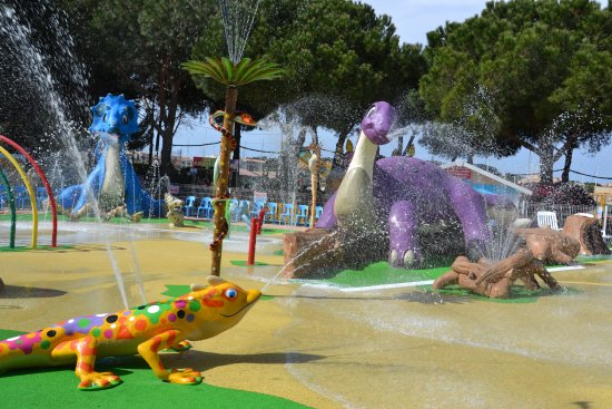 Dinoland - Dinopark - Geant Mini Golf