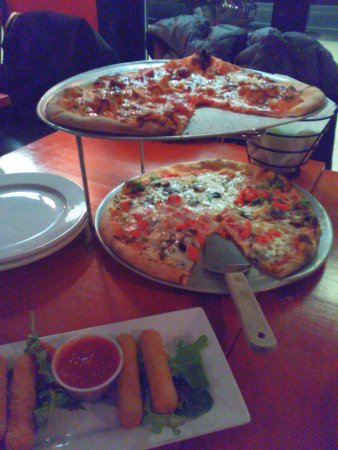 Revere, MA: Brick Oven Pizzas and Renzo Sticks