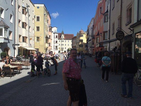 Rattenberg - Medieval pedestrian zone