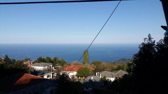 Chorefton, Greece: Pelion Scout