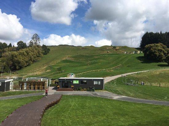 OGO Rotorua: The Setup
