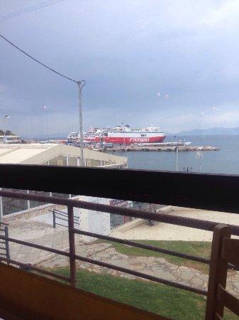 Rafina, Hellas: Αγνάντι