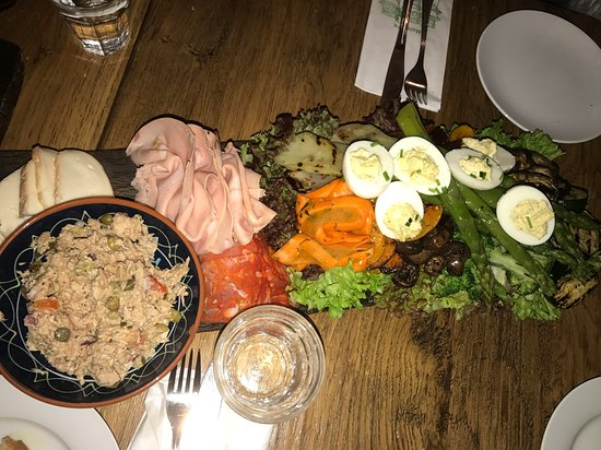 mangiare, rotterdam - van oldenbarneveltstraat 150 - restaurant avis
