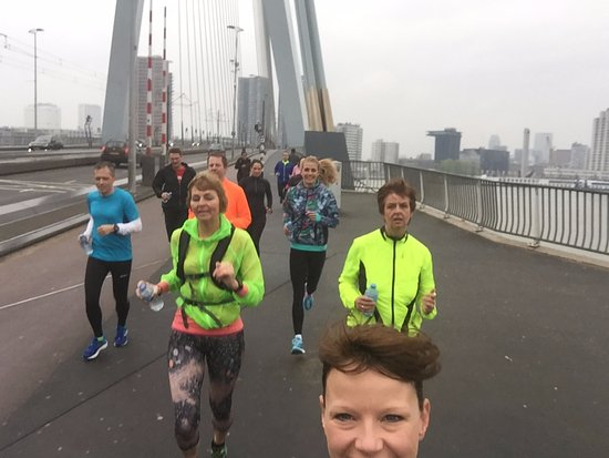 Rotterdam Sight running Tours