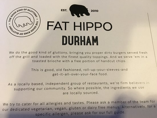 Photo0 Jpg Picture Of Fat Hippo Durham Durham Tripadvisor