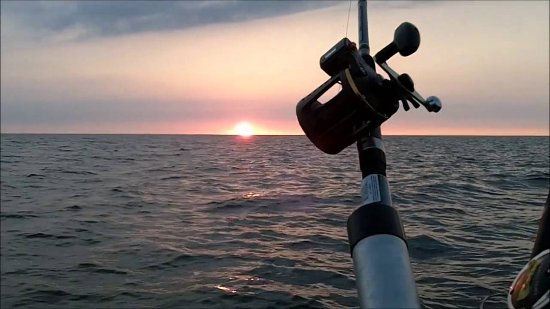 Kewaunee, WI: Brotherhood Charters takes you out on the waters of Lake Michigan.