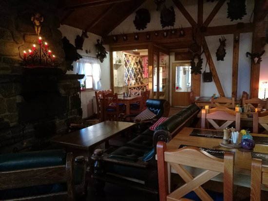 Jesenik, Czech Republic: Restaurace