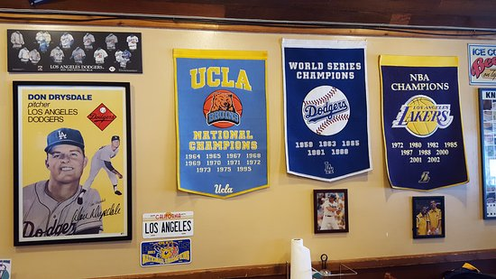 Brian Head, UT: Go Blue, Bruins, and Lakers!