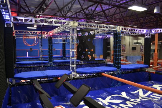 Sky Zone Space Coast