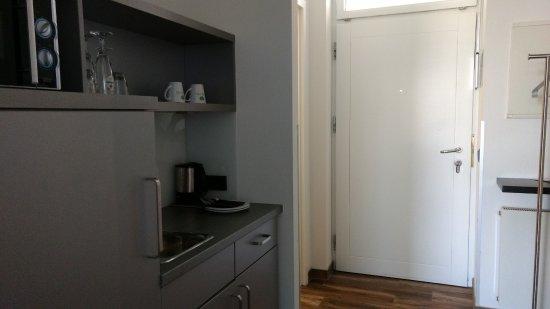 Die Kleine Küche Picture Of Si Suites Stuttgart Tripadvisor