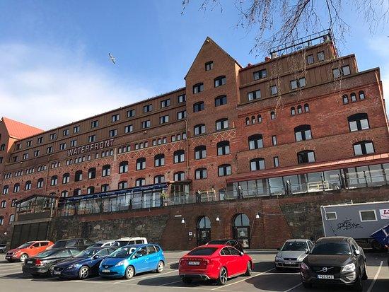 hotel waterfront göteborg