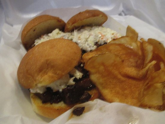 Fridley, MN: Smoked Brisket Sliders (3) $ 9.99
