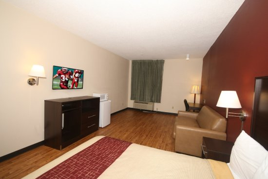 It is why we offer such an expansive range of Red Roof Inn hotels in Gaffney, Greenville - Spartanburg. Known for well-appointed rooms and friendly, personalized service, each of the top Red Roof Inn Gaffney hotels guarantees an unparalleled level of comfort and quality.