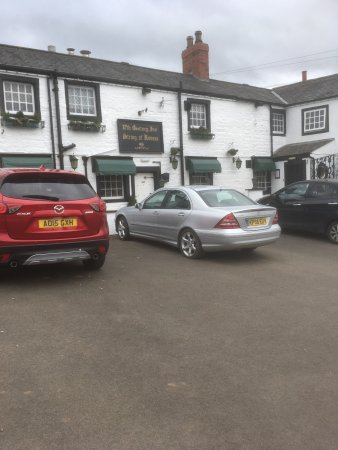String of Horses Inn: Stayed overnight Sunday 09/04/17 Service excellent food the same accommodation very good