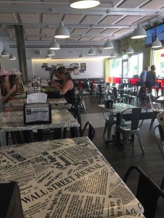 Daily Creative Food Company Miami Beach