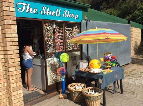 George, South Africa: Shop
