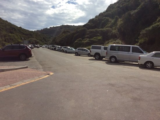 George, South Africa: Parking