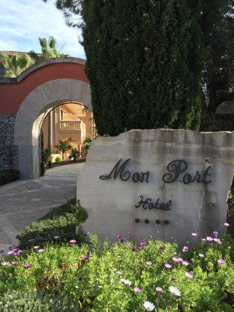 Mon Port Hotel & Spa: Eingang