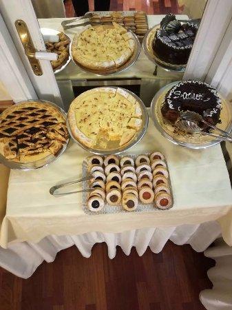 Hotel Cecil: Ontbijt