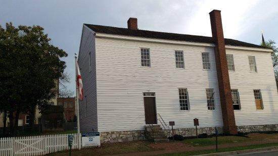 Alabama Constitution Village : Main bldg