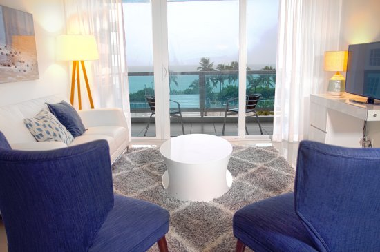 Seacoast Suites Hotel Resmi