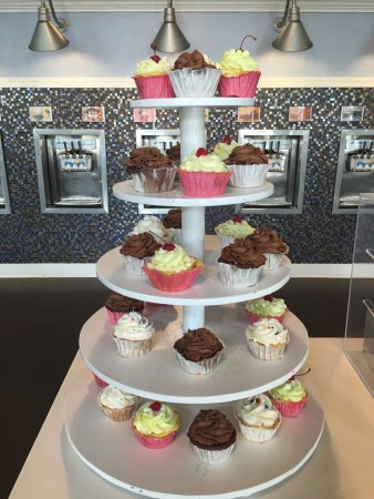 Shelby, NC: Large Delicious Cupcakes