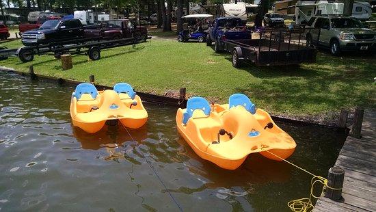 Cropwell, อลาบาม่า: Rental Boats
