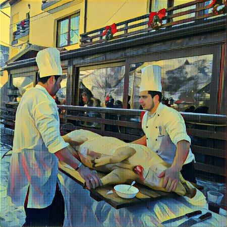 Moieciu de Sus, Rumania: IMG_20161227_115221_processed_large.jpg