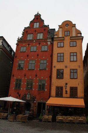 Hotel Gamla Stan: Altstadt