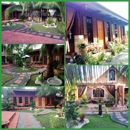 Alvin Guesthouse at Pinatubo