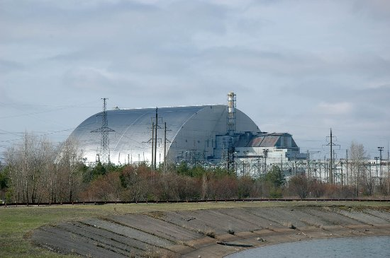 New sarcophagus - Picture of Chernobyl Visit - TripAdvisor