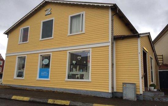 Стиккисхольмюр, Исландия: Bokaverzlun Breidafjardar