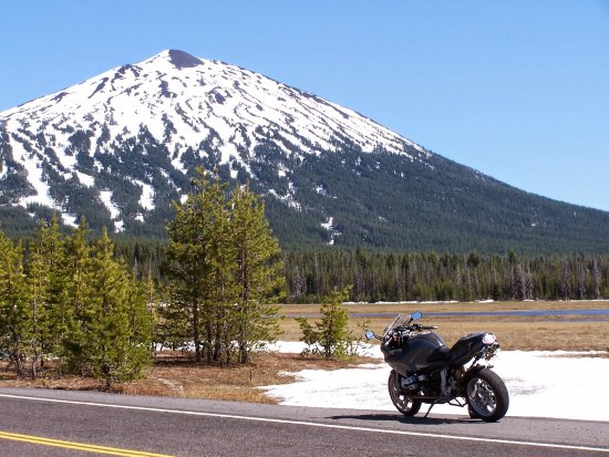 La Pine, OR: Stunning view