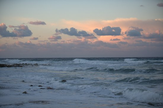 Επαρχία Πάφου, Κύπρος: Рассвет на Lara Beach