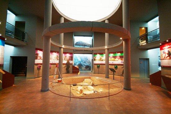 Centro de Interpretación La Prehistoria en Guadalteba