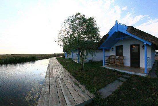 Entrance - Picture of Casa Pescarilor, Lunca - Tripadvisor