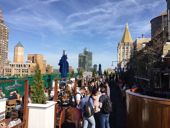 230 FIFTH ROOFTOP BAR NYC - Picture of 230 FIFTH ROOFTOP ...