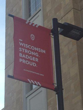 University of Wisconsin - Madison: Proud badgers!