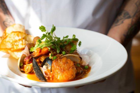 The Pearl Restaurant & Bar, Houston - Menu, Prices