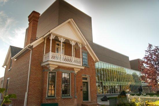 Medicine Hat, Canada: Ewart Duggan Historic Residence