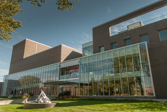 Medicine Hat, Canada: Esplanade Arts & Heritage Centre